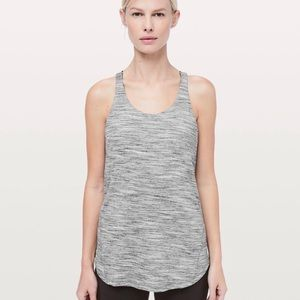 NWT Lululemon Movement to Movement 2 in 1 Tank Top